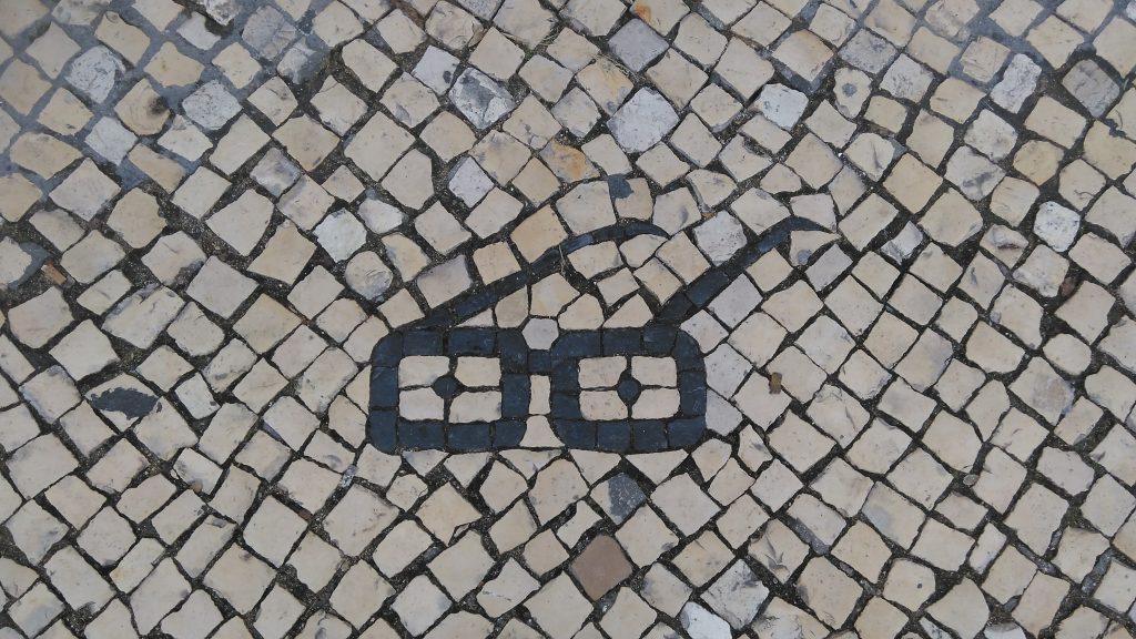 Óculos fossilizados