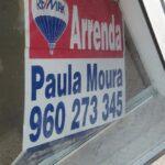 Paula Moura está forte na Penha de França