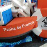 Adereços da Marcha da Penha de França