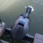Motor do barco