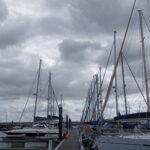 Barcos na Marina do Parque das Nações